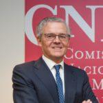 Sebastian Albella, presidente de la CNMV