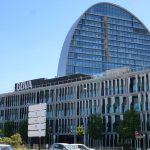 Sede Central del BBVA en Madrid