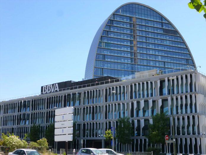 Sede Central del BBVA en Madrid