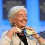 Christine Lagarde, nueva presidenta del BCE y exdirectora general del Fondo Monetario Internacional (FMI)