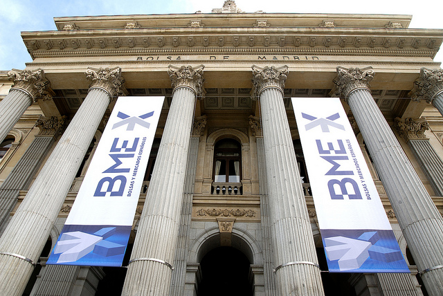 BME, operador del mercado español de bonos