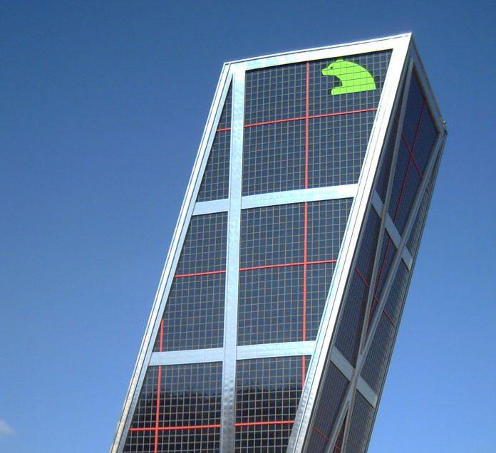 Sede corporativa de Bankia