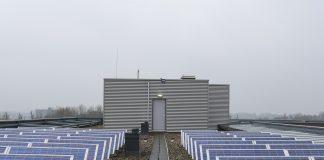 Almacenamiento de energía solar