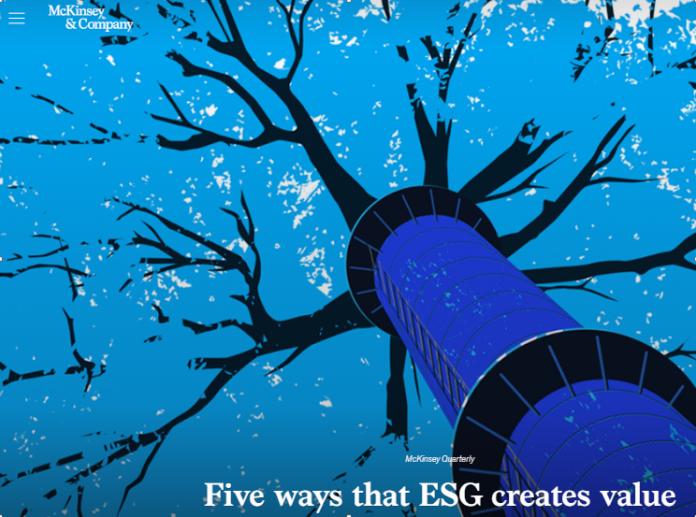 ESG crea valor según McKinsey