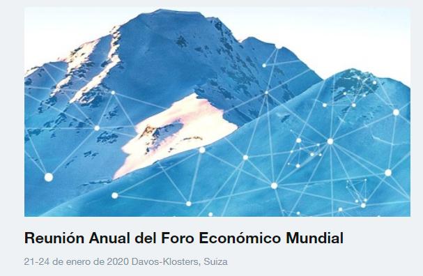 Cumbre de Davos