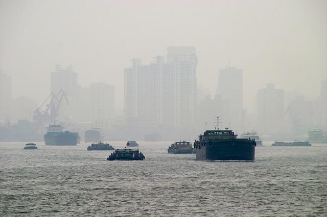 China reduce la contaminación con el coronavirus