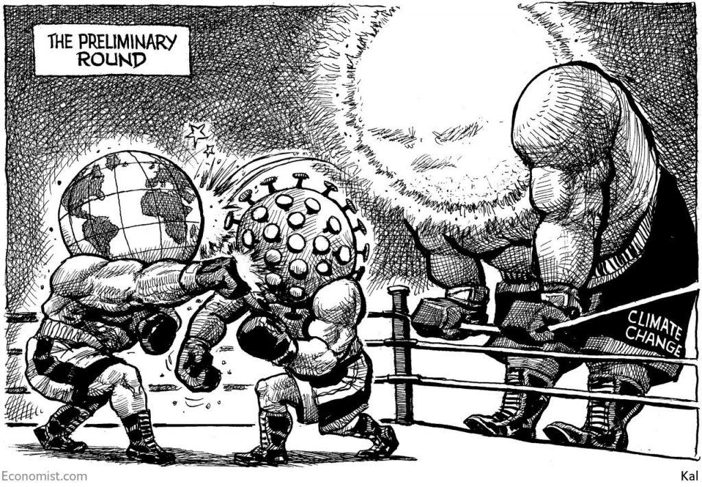 Viñeta Kal - The Economist
