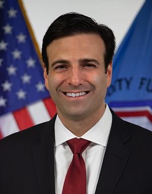 Heath Tarbert, presidente de la CFTC