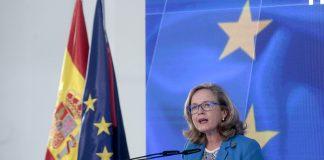 Nadia Calviño, Vicepresidenta primera y ministra de Asuntos Económicos y Transformación Digital