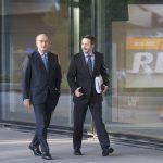 Antonio Brufau y Josu Jon Imaz, presidente y consejero delegado de Repsol